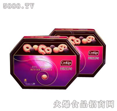 时尚曲奇(紫色)|广东荣诚食品有限公司-火爆食