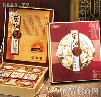 潮尚月|广东荣诚食品有限公司-火爆食品饮料招
