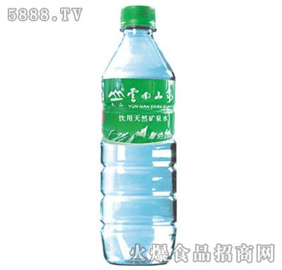 饮用天然矿泉水现面向全国招商图片