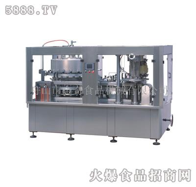 JQ4B250A灌装封口机组
