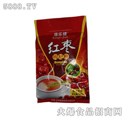 红枣枸杞粉