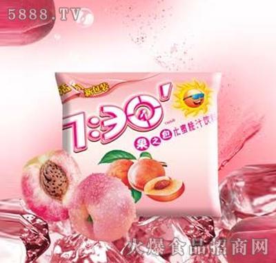 水蜜桃口味|河南七点半食品有限公司-火爆食品饮料网.