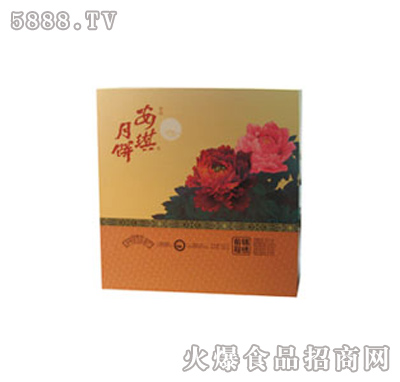 安琪锦绣前程月饼礼盒 10版现面向全国招商