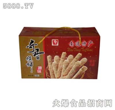 奇香脆饼|南通市奇香饼干食品厂-火爆食品饮料招商网.