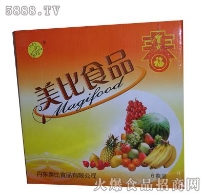 美比食品-水果罐头礼盒