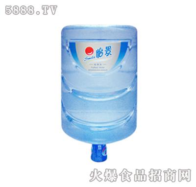 桶装纯净水18.9L