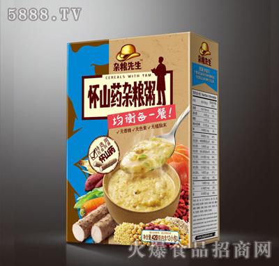 杂粮先生怀山药杂粮粥(420gX12小包)