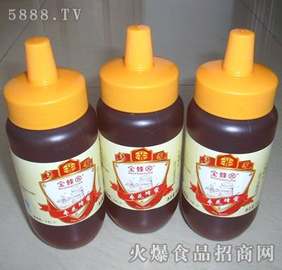 裕龙500g装枣花蜂蜜