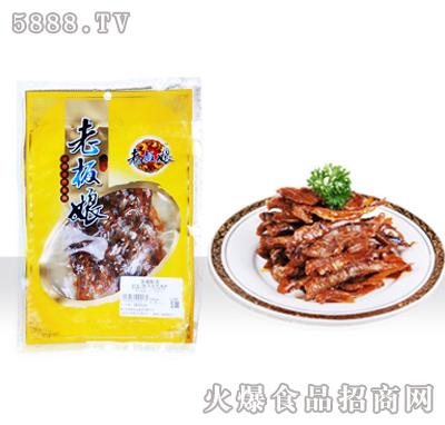 香辣鲚鱼80g