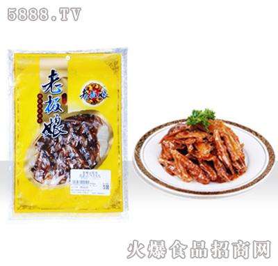 香辣金银鱼100g
