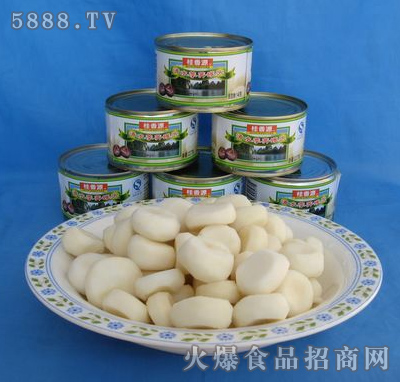 桂香源227g马蹄罐头整