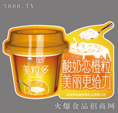 美粒多酸奶