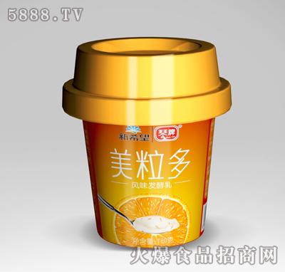 新希望美粒多酸奶