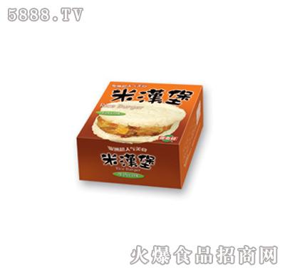 200g米汉堡(牛肉)