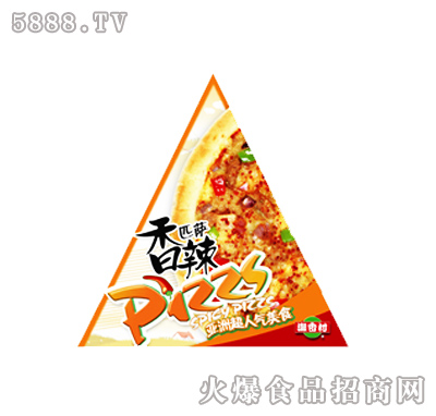 100g香辣匹萨