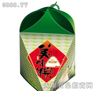 4千克金品粽礼盒现面向全国招商-青岛鲜品屋
