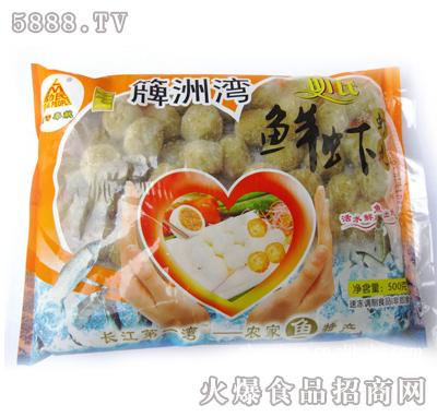 鲜虾虾丸0.5KG