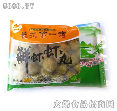 鲜虾虾丸0.25KG