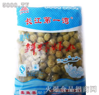 鲜虾虾丸2.5KG