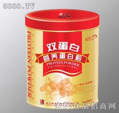 双蛋白营养蛋白粉(单罐装)