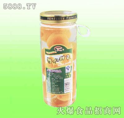 450克福美林糖水甜杏罐头