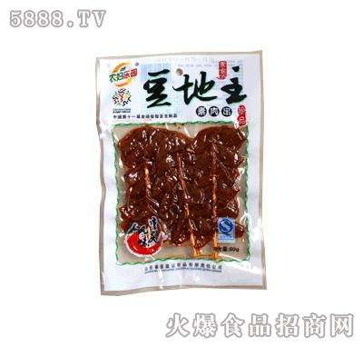 豆地主-素肉串80g