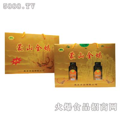 蒙山全蝎50gx2瓶