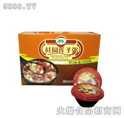 桂圆莲子粥320g×8碗