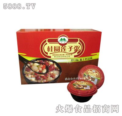 桂圆莲子粥320g×12碗