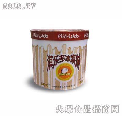 淇乐多大桶冰淇淋