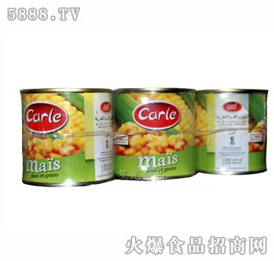 星光-玉米罐头三连包