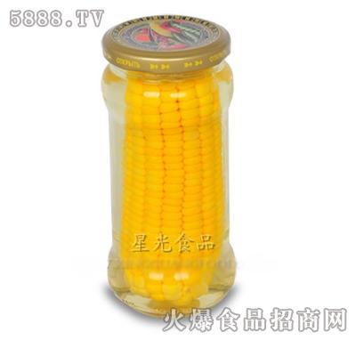 星光玉米罐头整只装