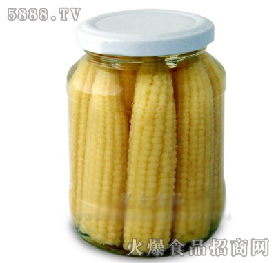 星光玉米笋罐头