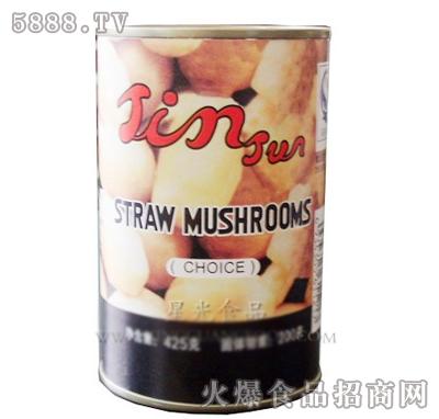 星光草菇罐头