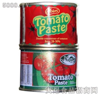 星光番茄酱罐头