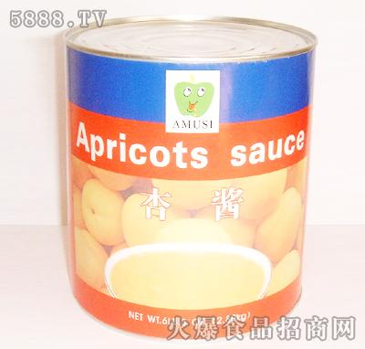 杏酱2.8kg罐头