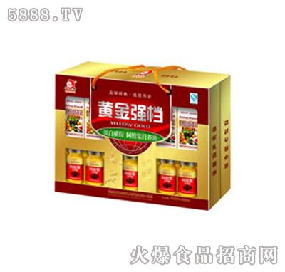 黄金强档蛋白粉750g