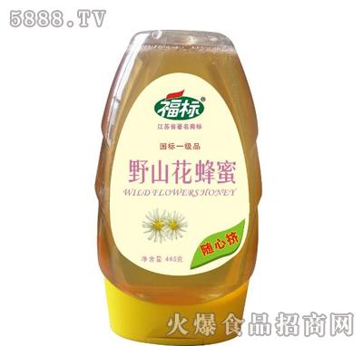 野山花蜂蜜465g
