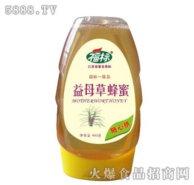 益母草蜂蜜465g