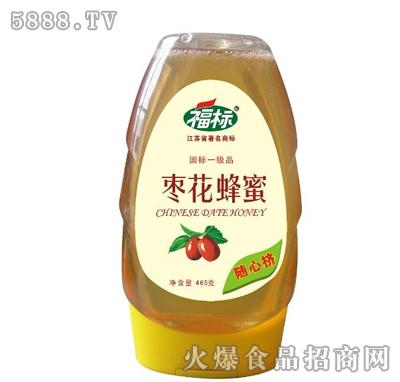 枣花蜂蜜465g