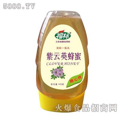 紫云英蜂蜜465g