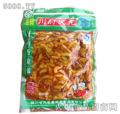 川府天龙鲜香榨菜丝260克