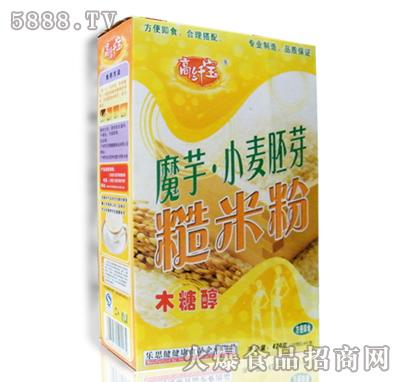 高纤宝魔芋小麦胚芽糙米粉