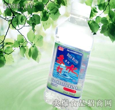 枣和苏打水350ml