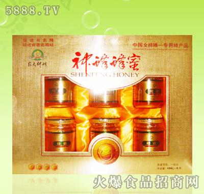 农大神蜂蜂蜜礼盒