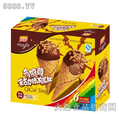 美怡乐奇脆桶朱古力味冰淇淋