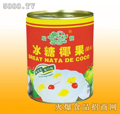 567g冰糖椰果罐头
