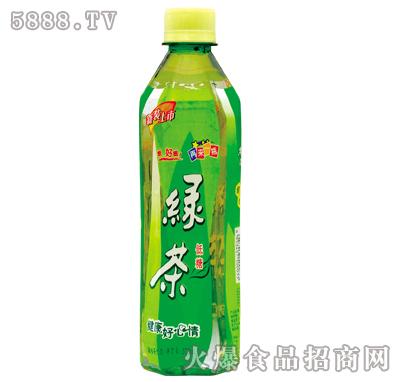 莱得旺绿茶(低糖)500ml