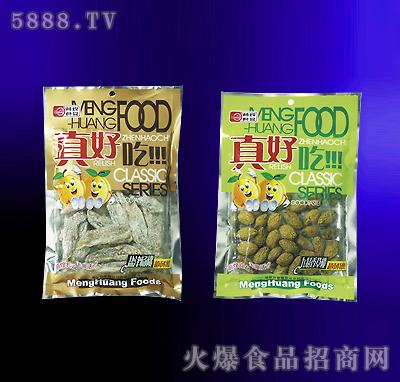 真好吃盐津杨桃、九制香草榄