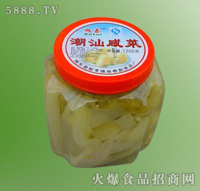 潮汕咸菜1200g